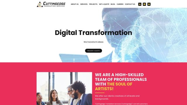 Cuttingedge Translation Services