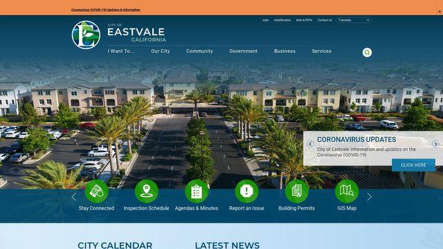 City of Eastvale, CA