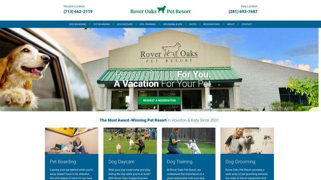 Rover Oaks Pet Resort