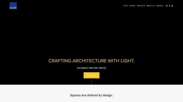 Kgm Architectural Lighting