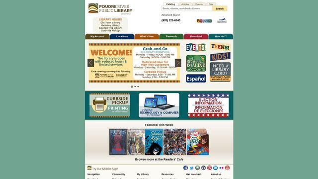 Poudre River Public Library District