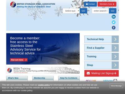 British Stainless Steel Association (BSSA)