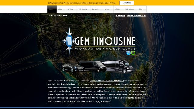 Gem Limousine Worldwide