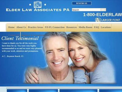 Elder Law Associates Pa