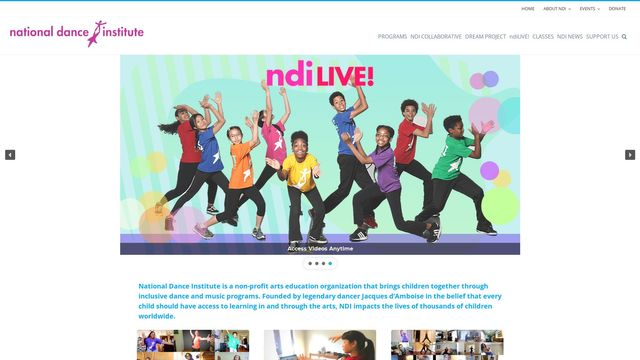National Dance Institute
