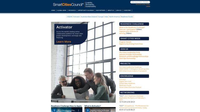 Smart Cities Council Australia New Zealand
