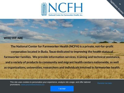 NATIONAL CENTER FOR FARMWORKER HEALTH