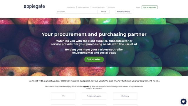 Applegate Marketplace Ltd