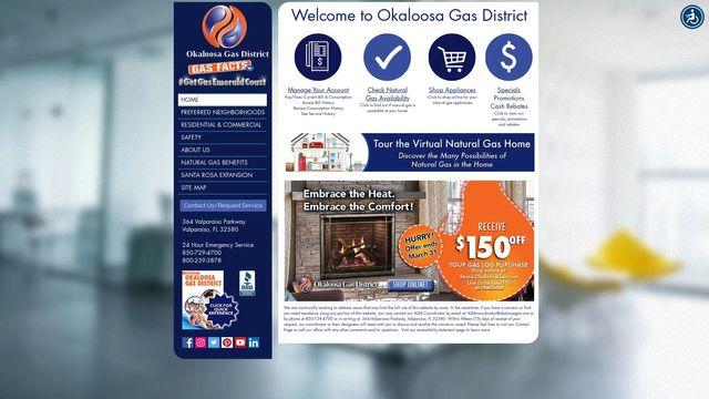 Okaloosa Gas