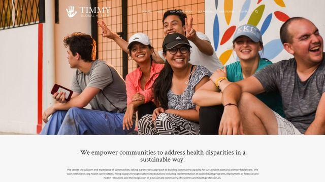 Timmy Global Health