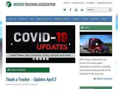 Ontario Trucking Association