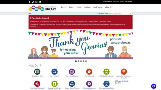 Timberland Regional Library
