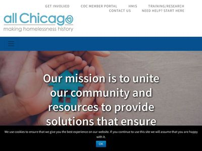 All Chicago Making Homelessness History