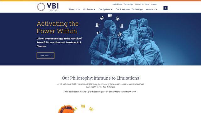 Vbi Vaccines Inc.