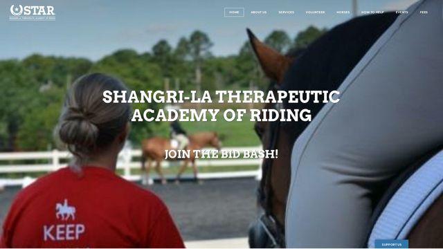 Shangri-La Therapeutic Academy Of Riding