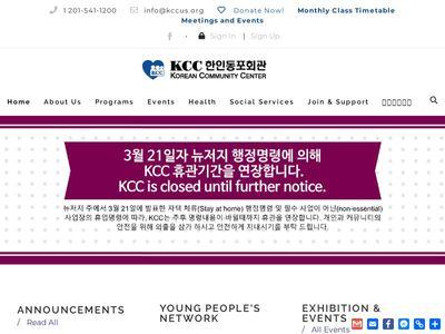 Korean Community Center (KCC)