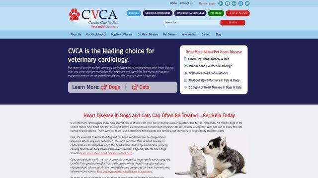 Chesapeake Veterinary Cardiology Associates