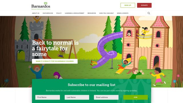 Barnardos Children'S Charity
