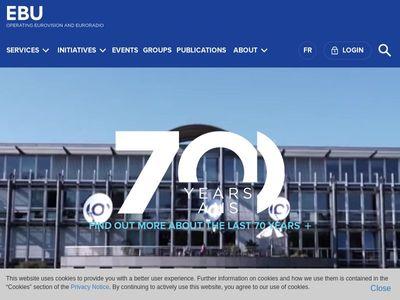 European Broadcasting Union