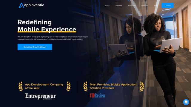 Appinventiv Technologies Jobs