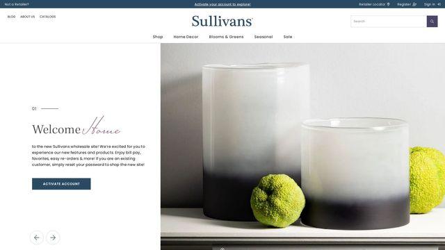 Sullivans Home Decor