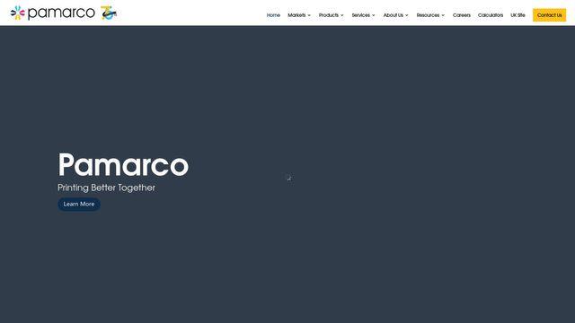 Pamarco Europe Ltd