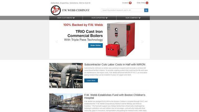F.W. Webb Company