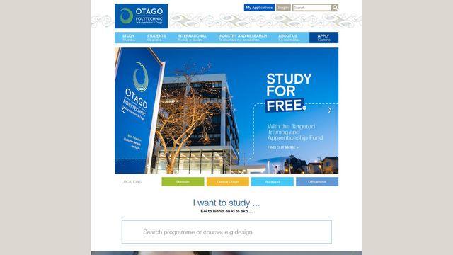 Otago Polytechnic Auckland International Campus
