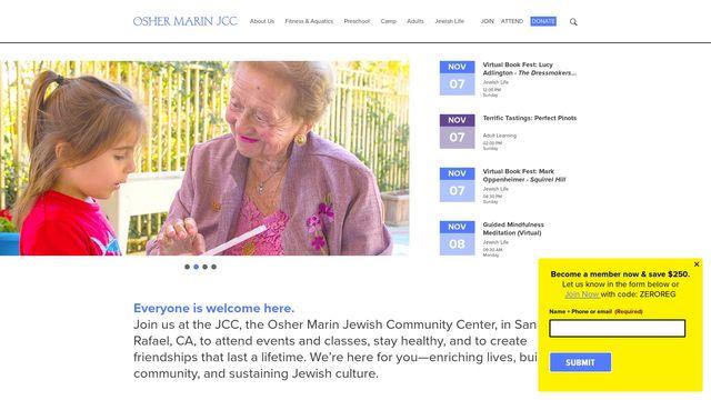 Osher Marin Jewish Community Center