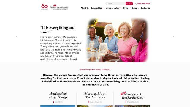 Morningside Ministries Senior Living Communities