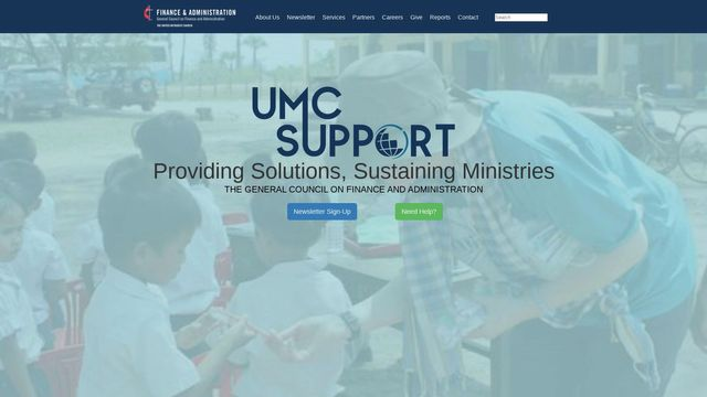 General Council on Finance and Administration of The United Methodist Church