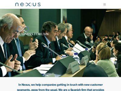 Nexus - Fostering Partnership