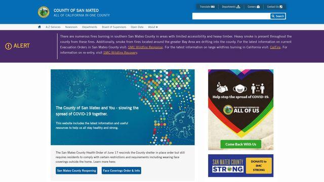 San Mateo County Open Data