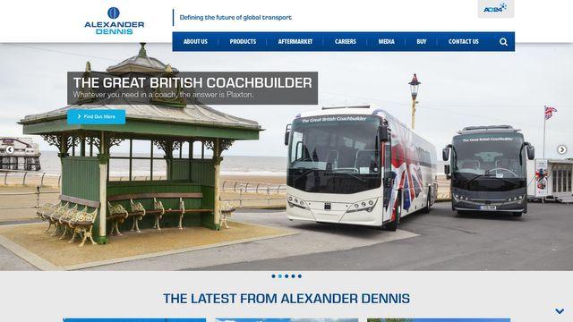 Alexander Dennis Limited