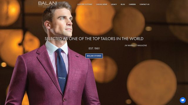 Balani Custom Clothiers