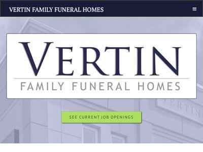 Vertin Family Funeral Homes