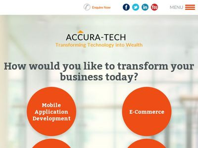 Accura-Tech Technologies