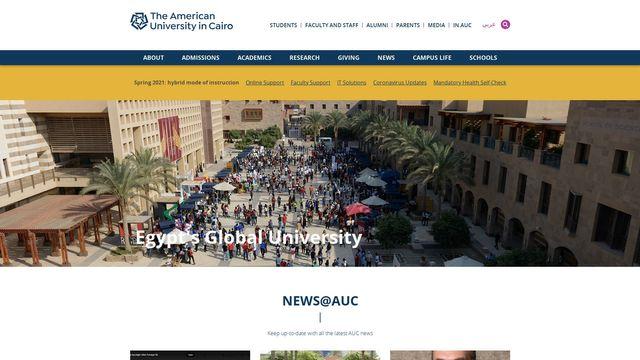 American University in Cairo Centennial