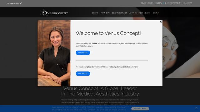 Venus Concept