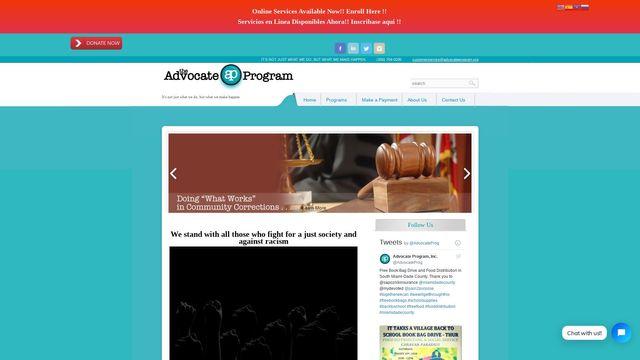 Advocate Program, Inc.