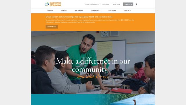 Sacramento Region Community Foundation