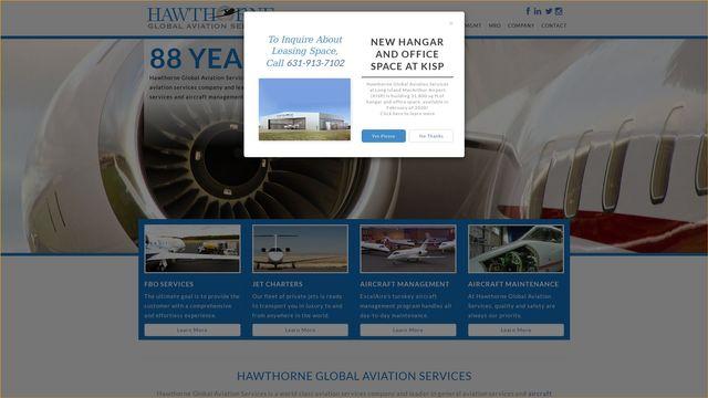 Hawthorne Global Aviation Services