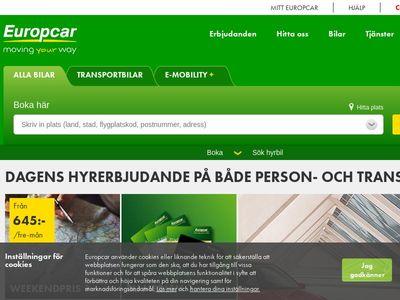 Europcar Sverige