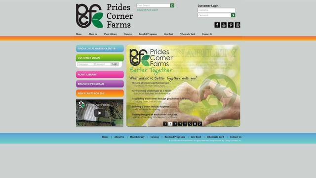 Prides Corner Farms