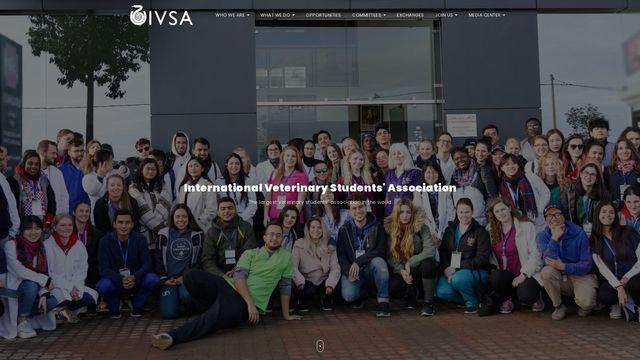 International Veterinary Students' Association