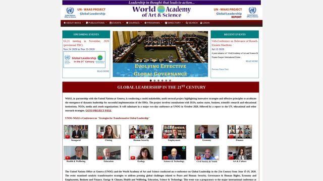 The World Academy