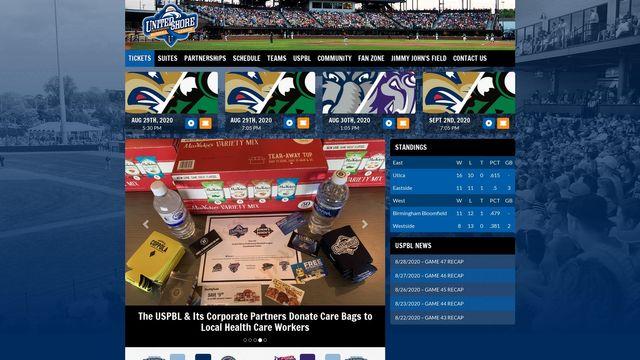 United Shore Professional Baseball League