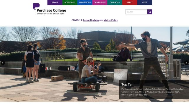 Purchase College, SUNY