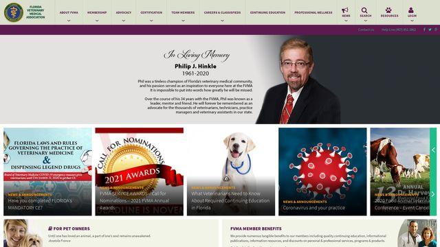 Florida Veterinary Medical Association (FVMA)