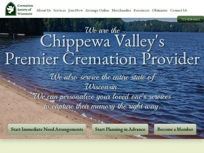 Cremation Society Of Wisconsin